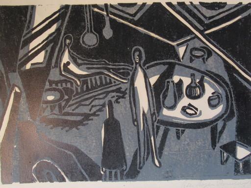 Peter ROYEN - Print-Multiple - Nature morte