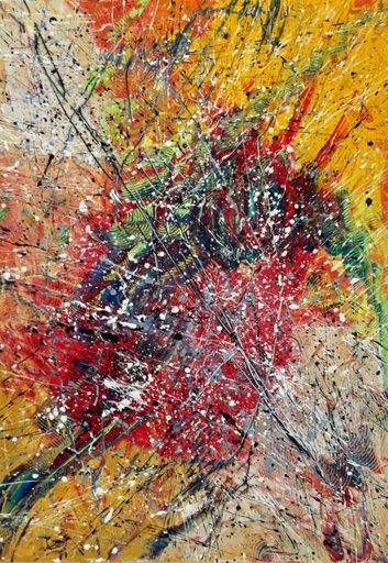 Caroline VIS - Painting - Springtime