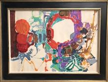 Heinz KREUTZ - Pintura - ohne Titel