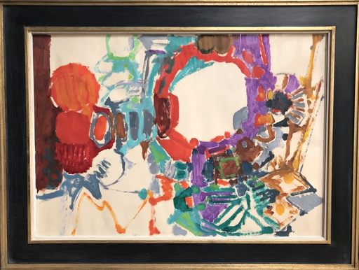 Heinz KREUTZ - Painting - ohne Titel