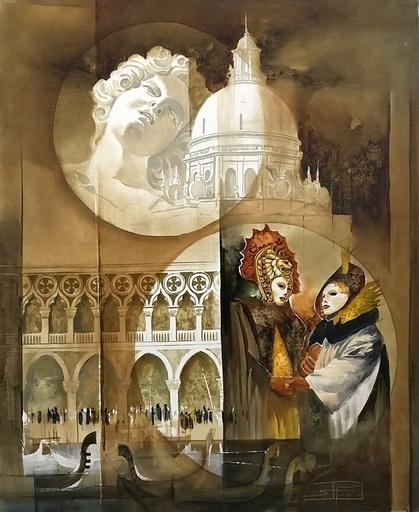 Roger SURAUD - Painting - La Salute