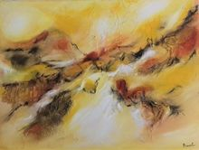 ANVAL - Peinture - Lumières II