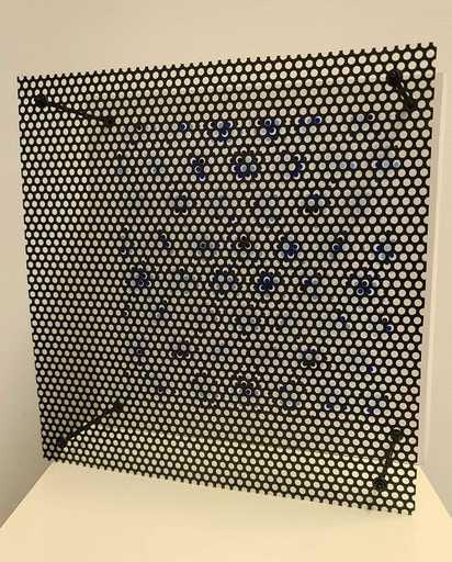 Antonio ASIS - Sculpture-Volume - No Title