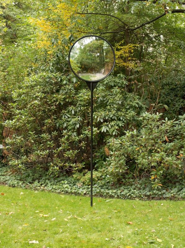 Adolf LUTHER - Escultura - Große Standlinse