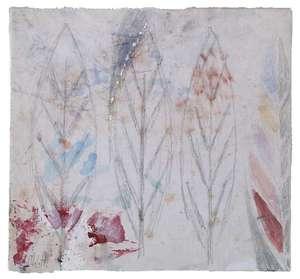 Fausto MELOTTI - Painting - Senza titolo