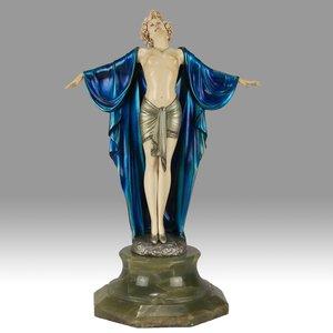 Johann Philipp Ferdinand PREISS - Sculpture-Volume - Spring Awakening