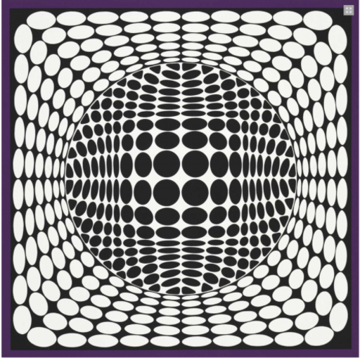 Victor VASARELY - Estampe-Multiple - Ter Ur NB