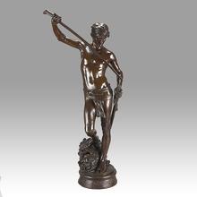 Antonin MERCIÉ - Escultura - David Vainqueur