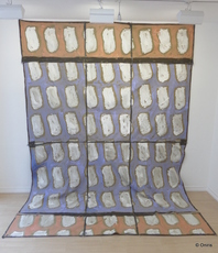 Claude VIALLAT - Pintura - 2012 - 259