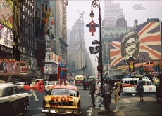 Hans DIRTY - Print-Multiple - Pop Goes New York