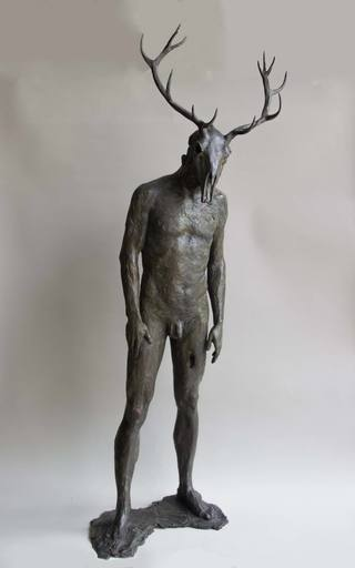 Christophe CHARBONNEL - Sculpture-Volume - Cernunnos
