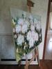 Alexander SERGEEV - Painting - Dance in the clouds