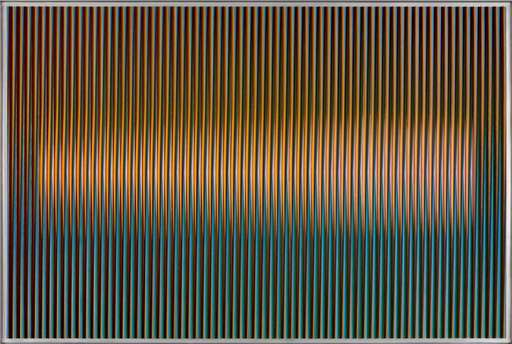 Carlos CRUZ-DIEZ - Pittura - Physichromie Panam 80