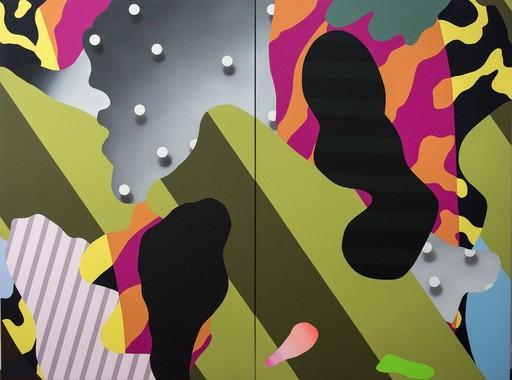 Sylvain LOUIS SEIZE - Gemälde - Endurance