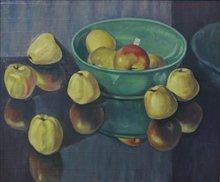 William AUERBACH-LEVY - 绘画 - Still-life