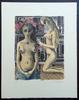 Paul DELVAUX - Print-Multiple - Phyrné