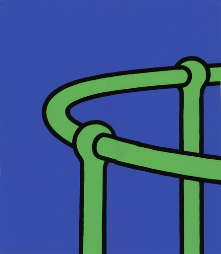 Patrick CAULFIELD - Print-Multiple - My life inspires so many desires!
