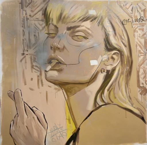 Osy MILIÁN - Painting - Tere