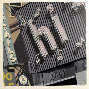 Robert COTTINGHAM - Print-Multiple - Hi
