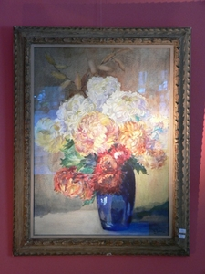 Georges JEANNIN, flowers