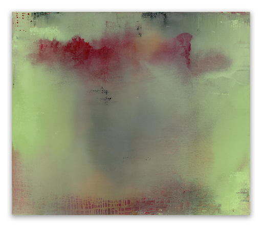 Yari OSTOVANY - Painting - Fragments of poetry and silence no. 37 (for Mark Morris)