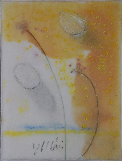 Pier Paolo CALZOLARI - Painting - Senza titolo