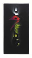 Jean TRIFFEZ - Painting - Espace quadratique