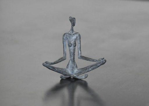 Sylvie MANGAUD - Skulptur Volumen - Medite