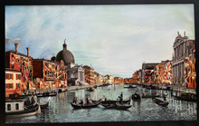 GULLY - Painting - Gully mets Canaletto