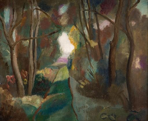 Jacques GOTKO - Pintura - Paysage