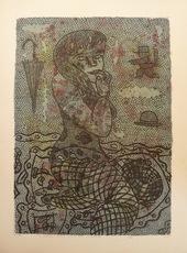 William Nelson COPLEY - Grabado - Sans titre, 1962
