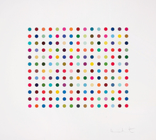 Damien HIRST - Estampe-Multiple - Pyronin Y