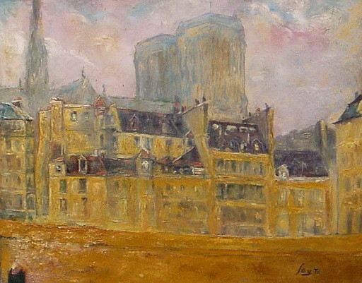 Arturo SOUTO - Peinture - PARIS