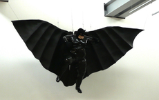 Virginie BARRÉ - Escultura - Fat Bat