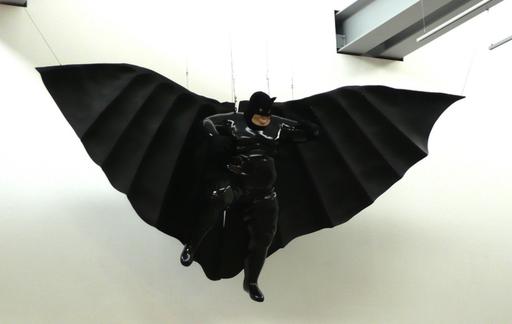 Virginie BARRÉ - 雕塑 - Fat Bat