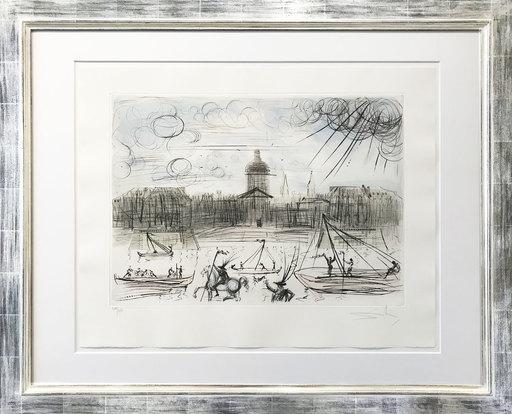 Salvador DALI - Print-Multiple - L´Academie de Beaux Arts Paris