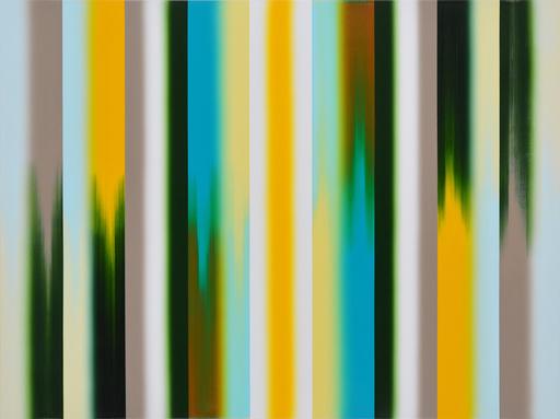 Vera LEUTLOFF - Painting - Moment: Verlauf: Le Touquet Paris Plage
