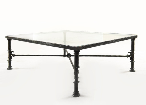 Diego GIACOMETTI - Sculpture-Volume - Table grecque