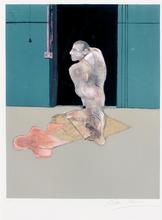 弗朗西斯•培根 - 版画 - Study for a portrait of John Edwards