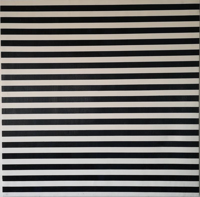 Alberto GARUTTI - Pintura - Senza titolo
