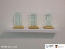 Max COPPETA - Sculpture-Volume - Stele / Piogge Sintetiche