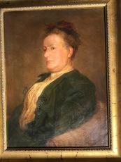 Karl JOBST - Peinture - Frauportraet