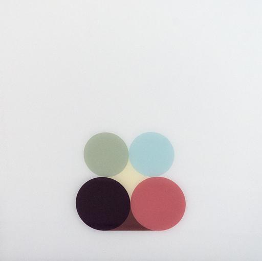 David CANTINE - Painting - Still Life Blue