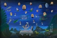 Leonid PURYGIN - Painting - XOXO
