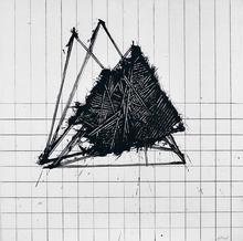 Emilio SCANAVINO - Pintura - Geometrie