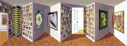 Patrick HUGHES - Print-Multiple - Art Apartment