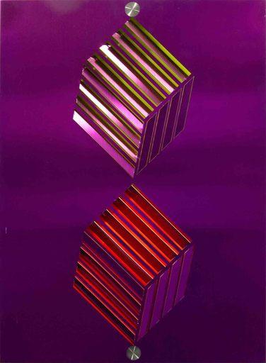 Ivano FABBRI - Sculpture-Volume - ABRASIONE I0247