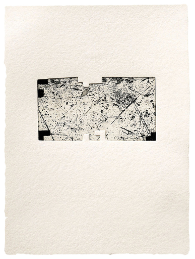 Eduardo CHILLIDA - Druckgrafik-Multiple - Ohne Titel