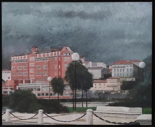 Xoan Manuel GUERREIRO - Pintura - Hotel Finisterre