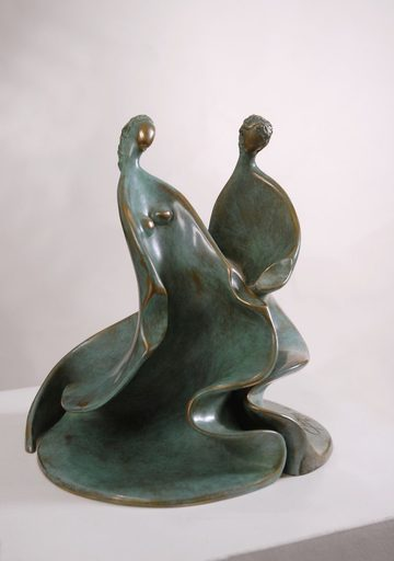 Véronique CLANET - Escultura - DUO 1/8